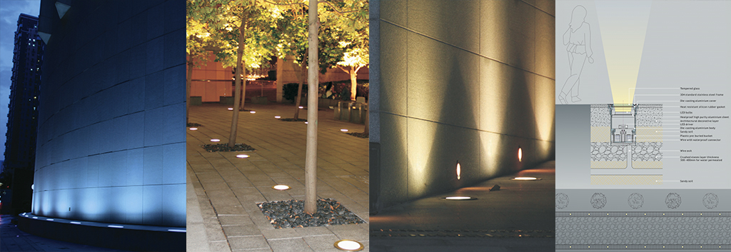 We are In-Ground LED lighting specialists. in-ground1 & Led Ground Lights Outdoor | In ground Landscape Lighting - Moderneon